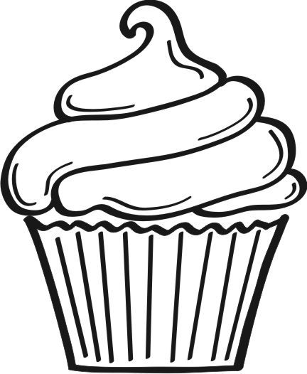 cupcake - graphic file - ClipArt Best - ClipArt Best