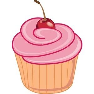 cupcakes clipart border