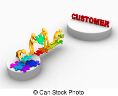 Customer Stock Illustrationby ClipartLook.com