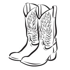 Cute cowboy boots clipart free clipart images cliparts and 2