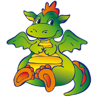 Cute Dragon Clipart   Clipart library - Free Clipart Images