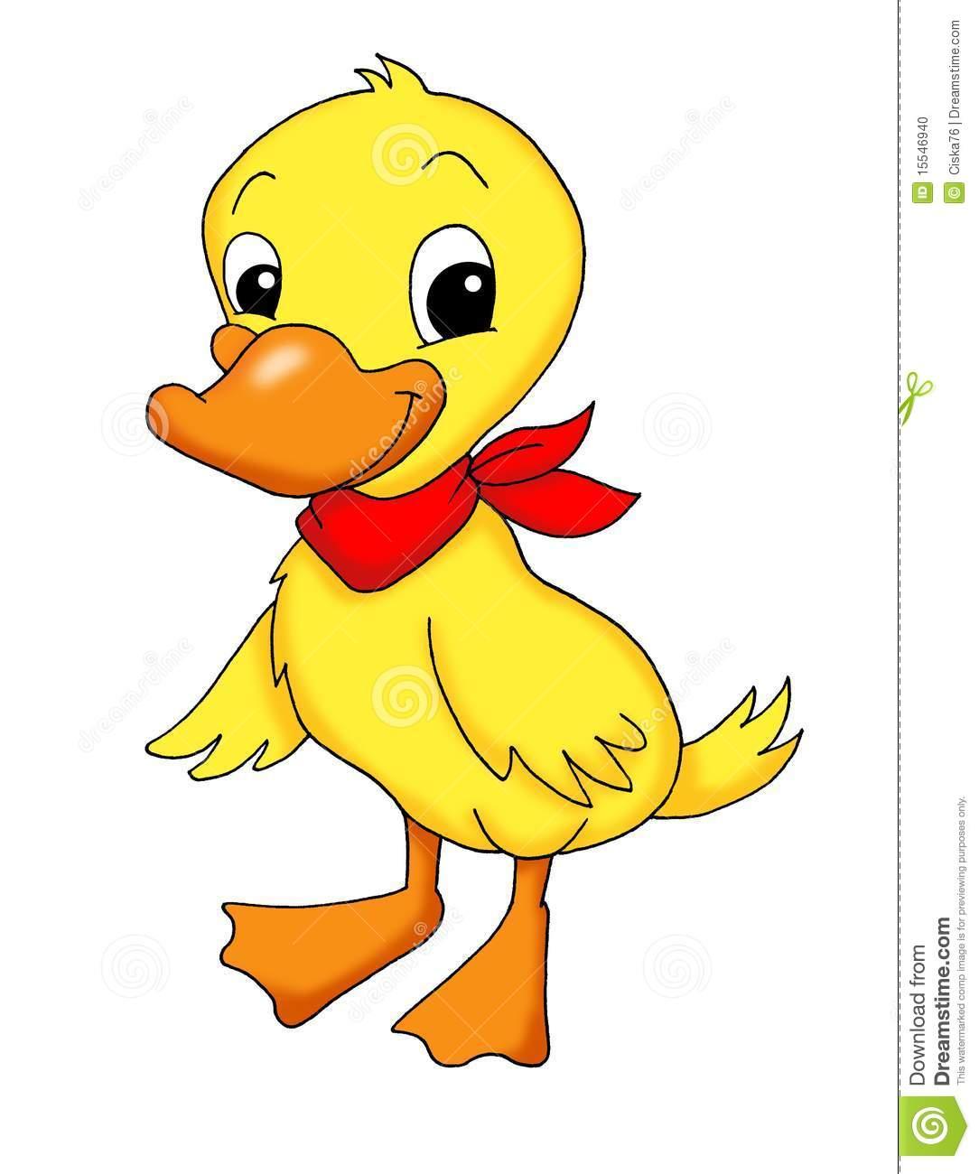 Cute Duck Clipart Duckling Clipart Hvgj