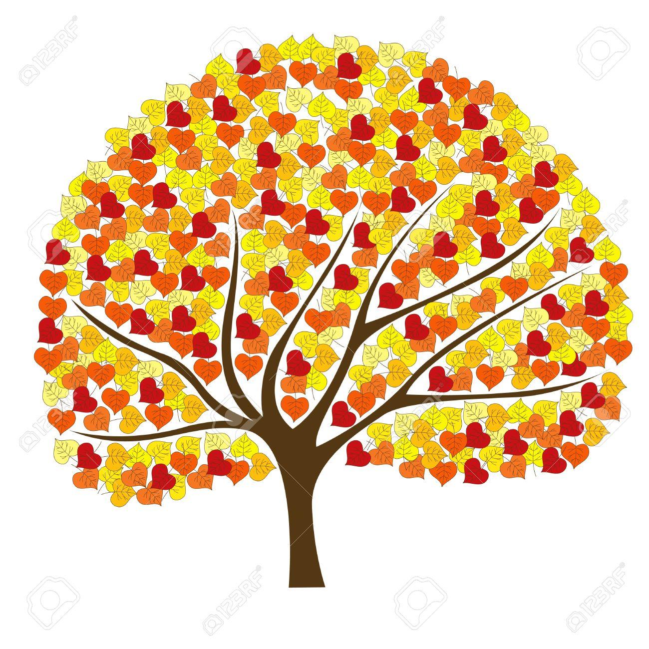 Cute Fall Tree Clipart Cute Fall Tree Clipart