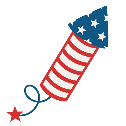 Cute Firecracker Clipart. large_firecracker45.png