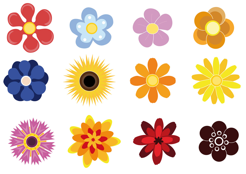 Cute Flower Clipart Images Pictures Becuo