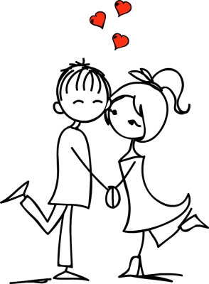 cute love birds clipart free images 3