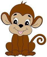 Cute Monkey Clip Art   Cute Monkey