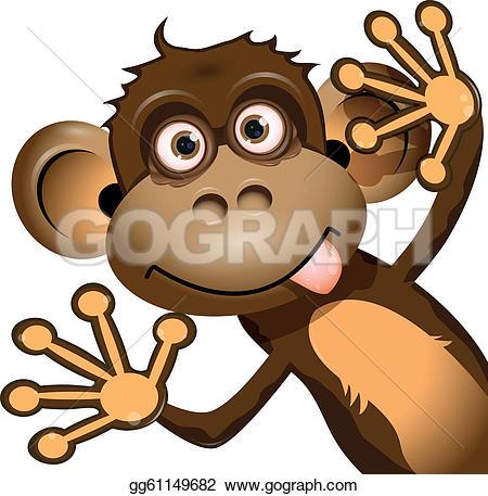 cute monkey set u0026middot; funny monkey