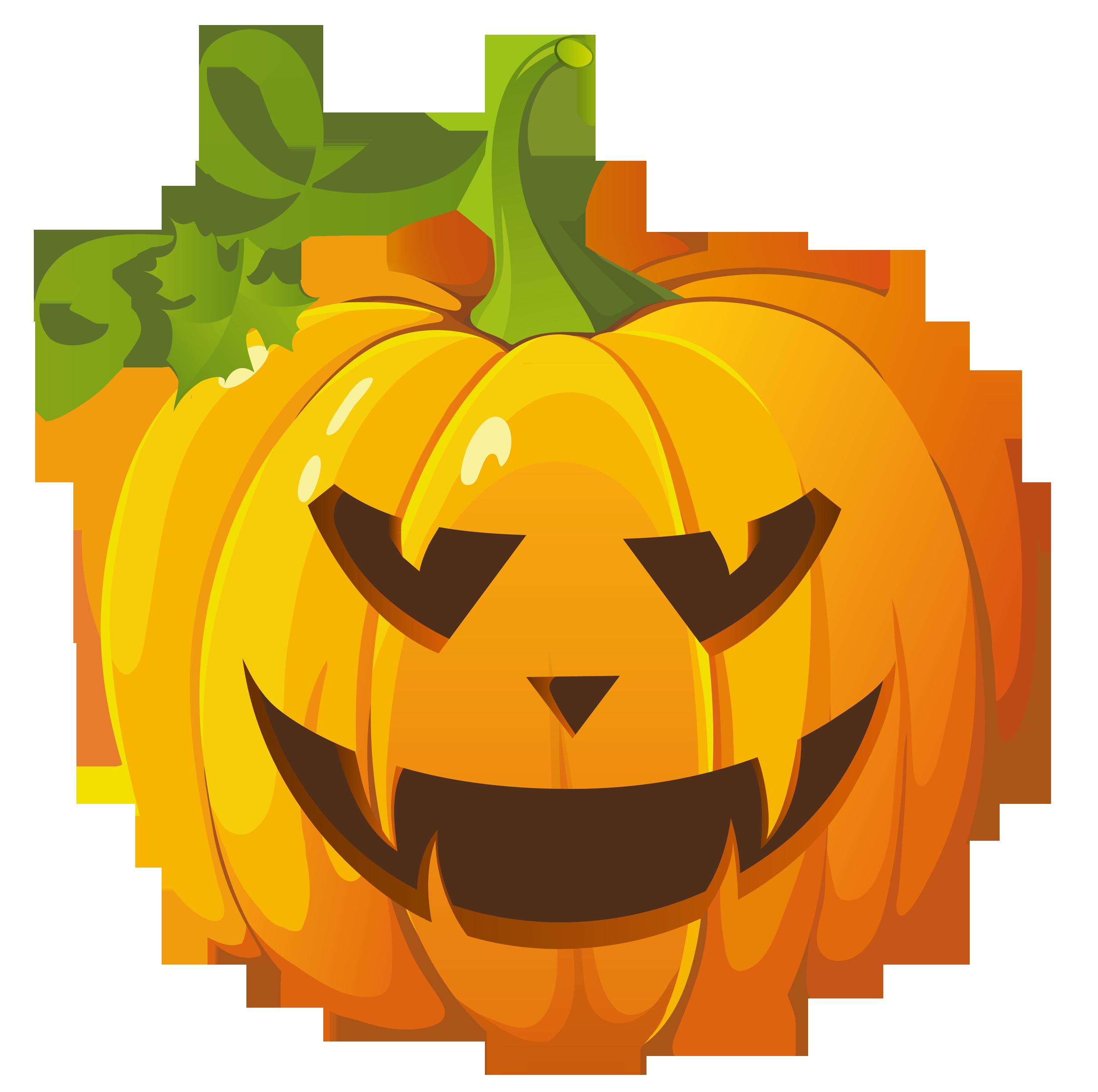 Cute Pumpkin Patch Clipart Large Transparent Halloween Pumpkin Clipart