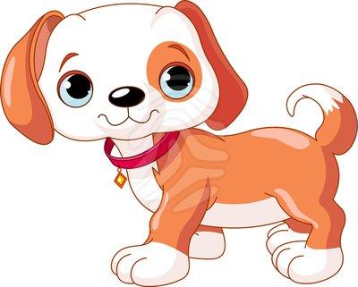Cute Puppy Clipart Item 2 Vector Magz Free Download Vector