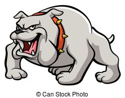 cute smirking bulldog face Clip Art Vectorby earlferguson21/1,196; Bulldog