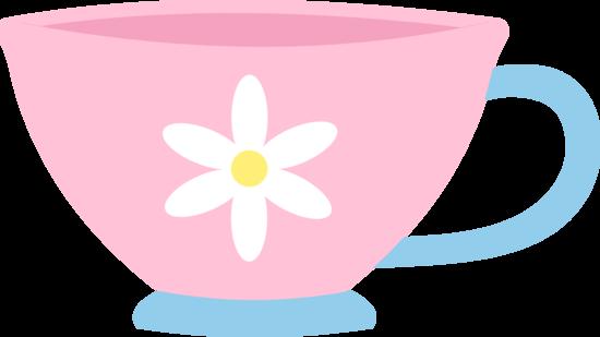 Cute Tea Cup Clipart #1