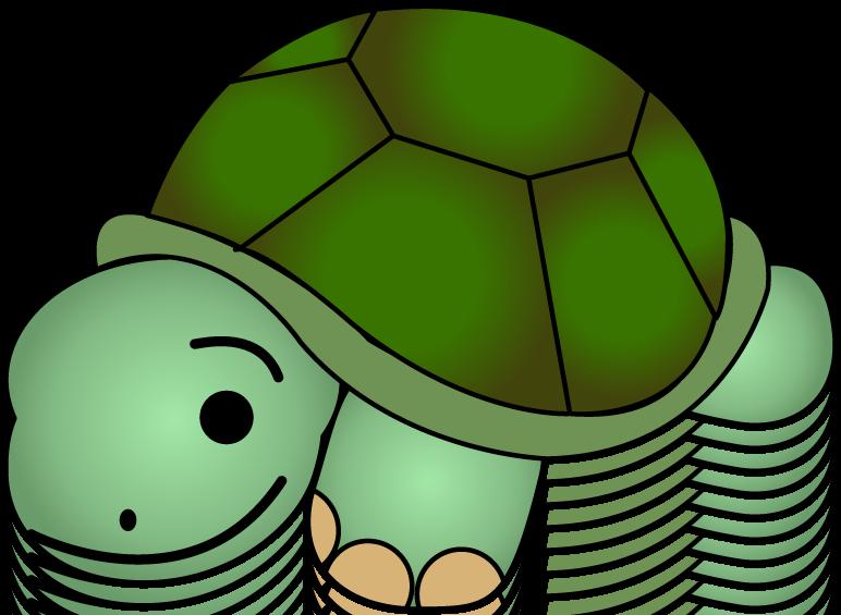 Cute turtle clip art free clipart images 2