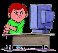 ... Cyberbullying Clipart ...