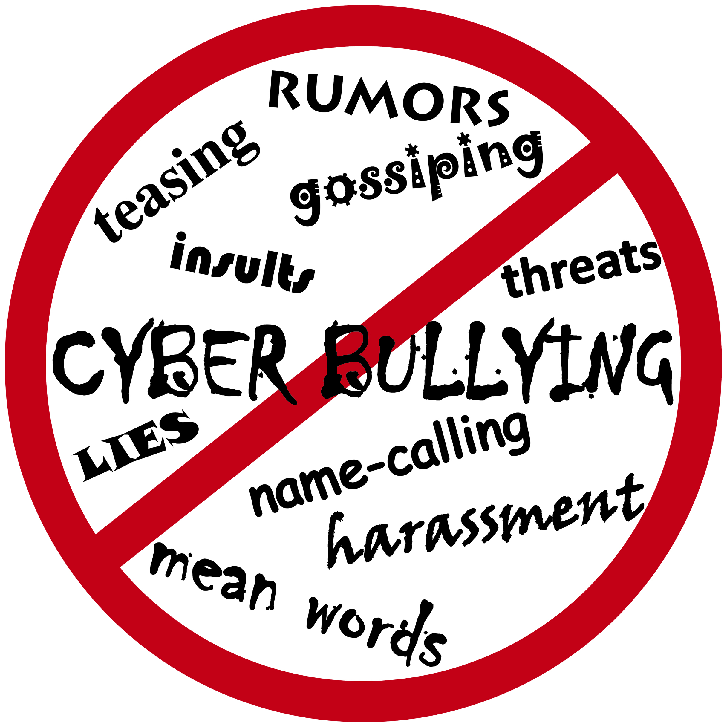 Cyberbullying Clipart