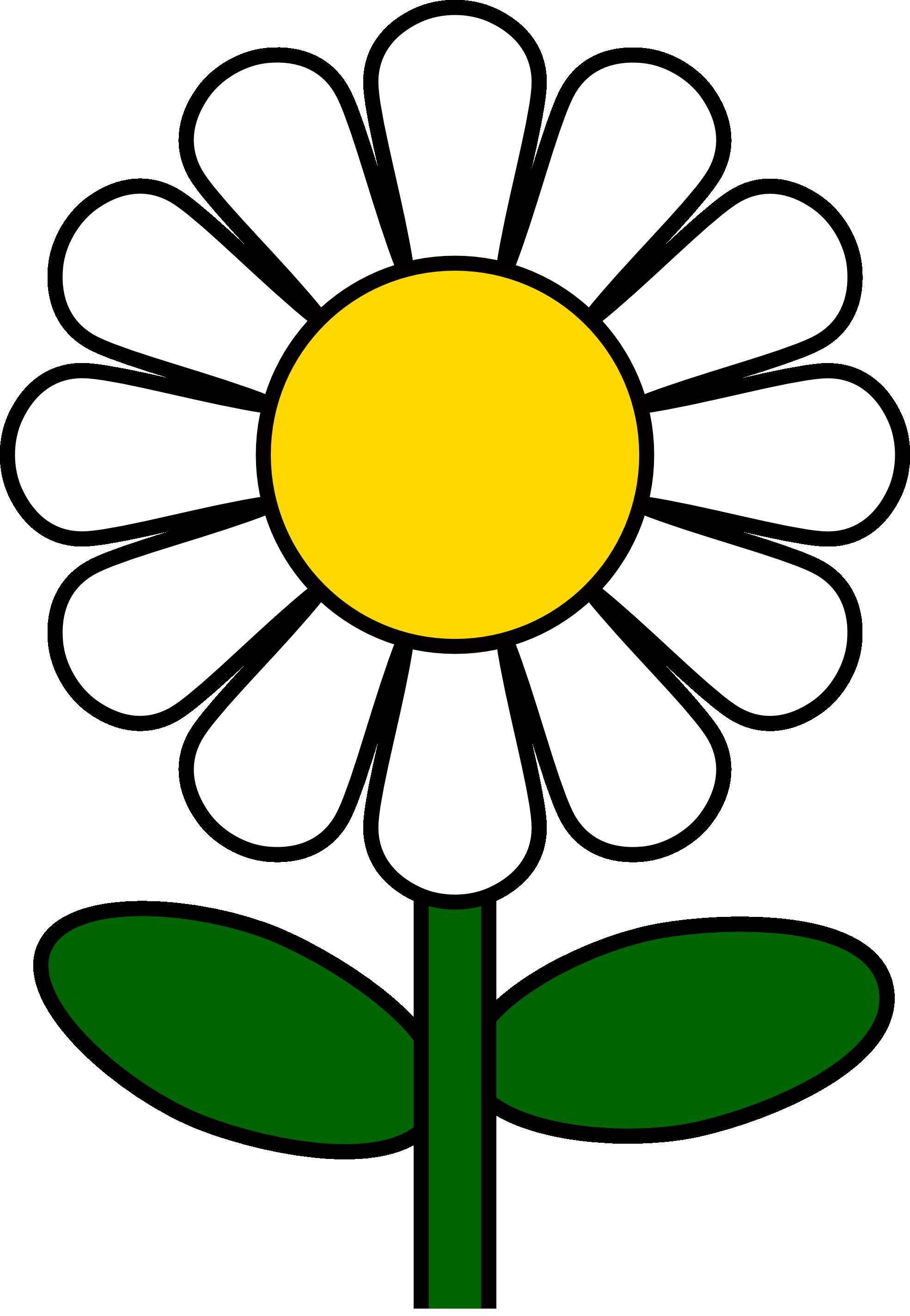 Daisy Clip Art