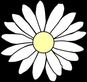 Daisy Clip Art - Daisy Clipart
