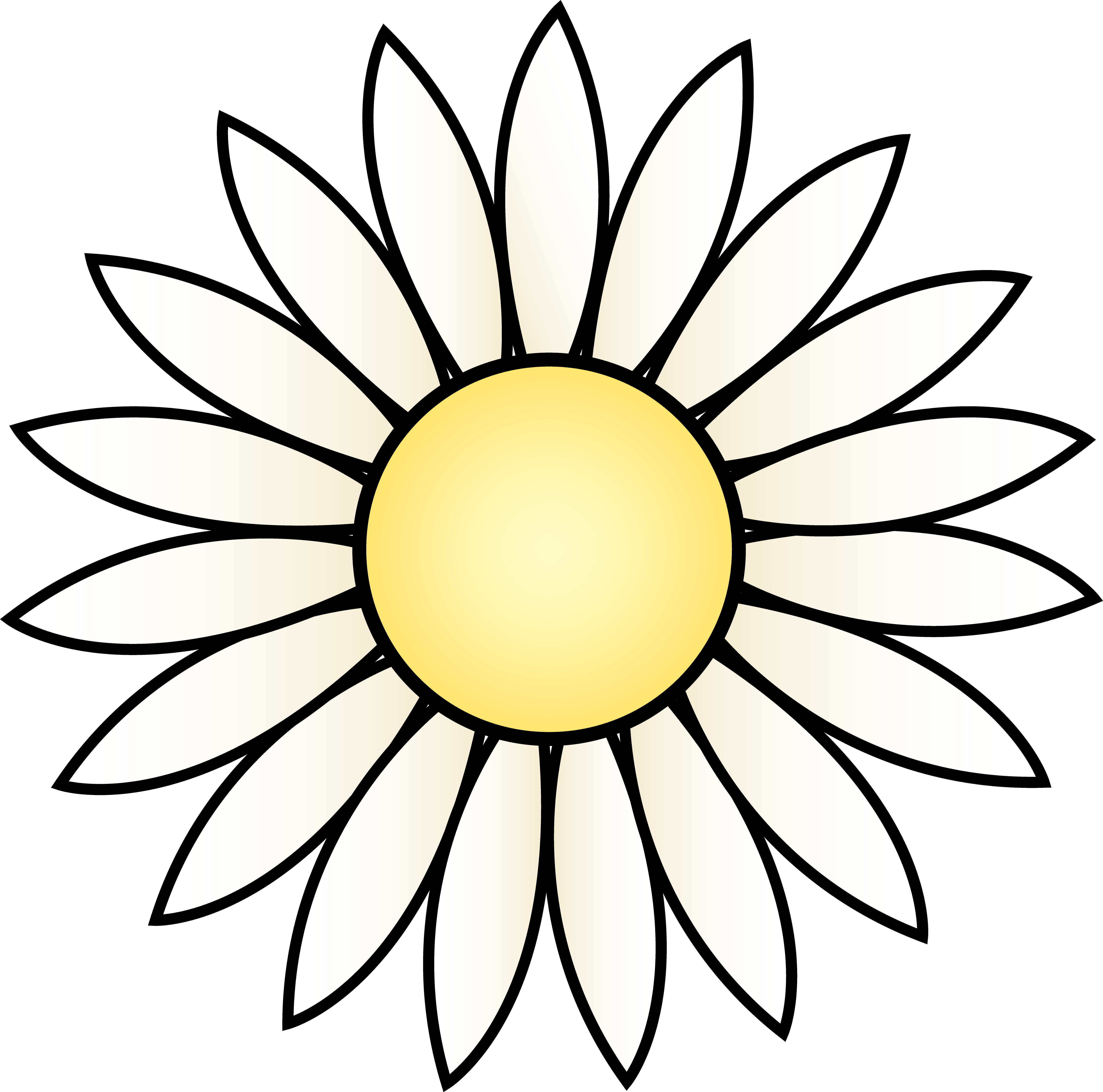 Daisy Clip Art Free Clipart Images 3