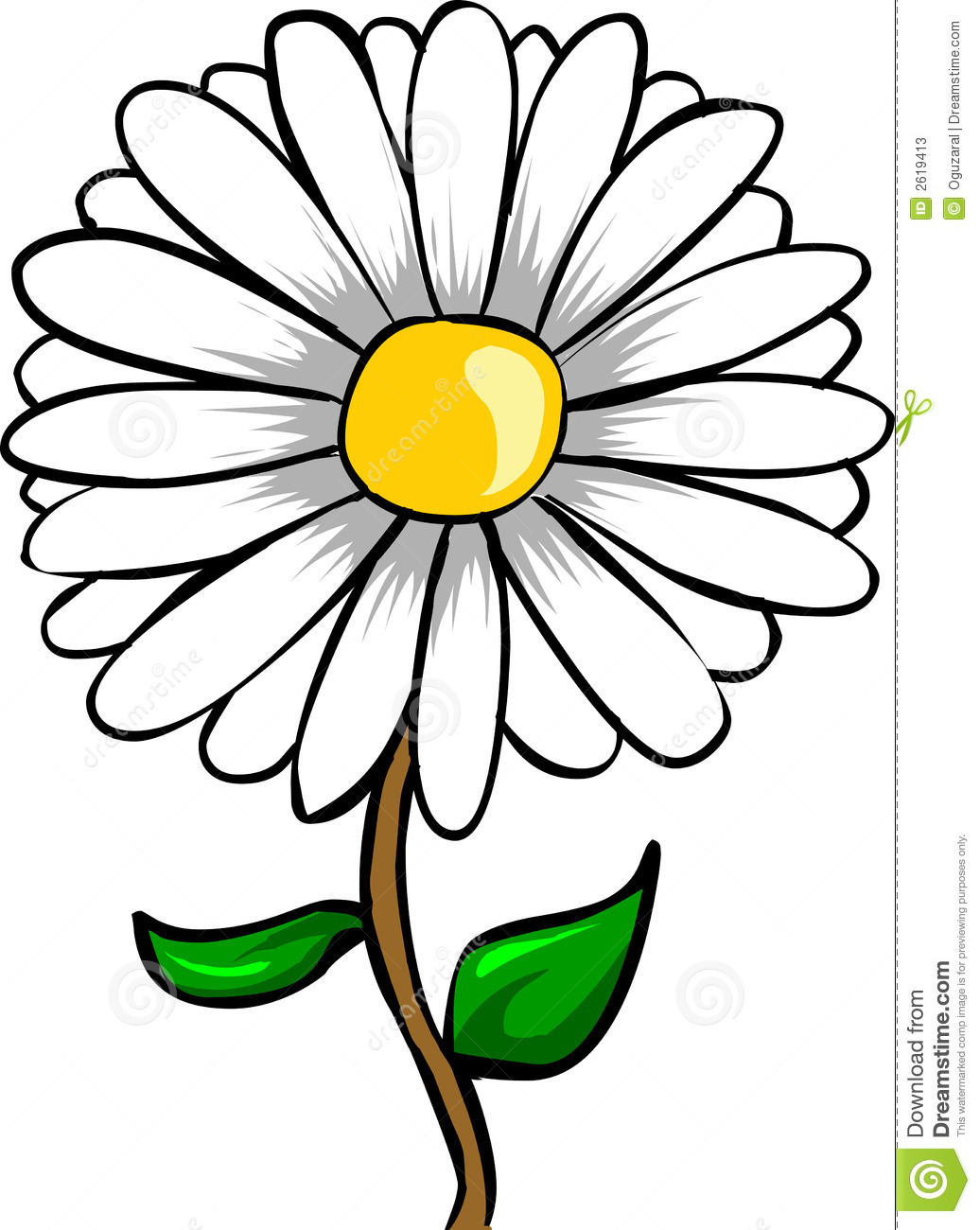 Daisy Clipart Daisy