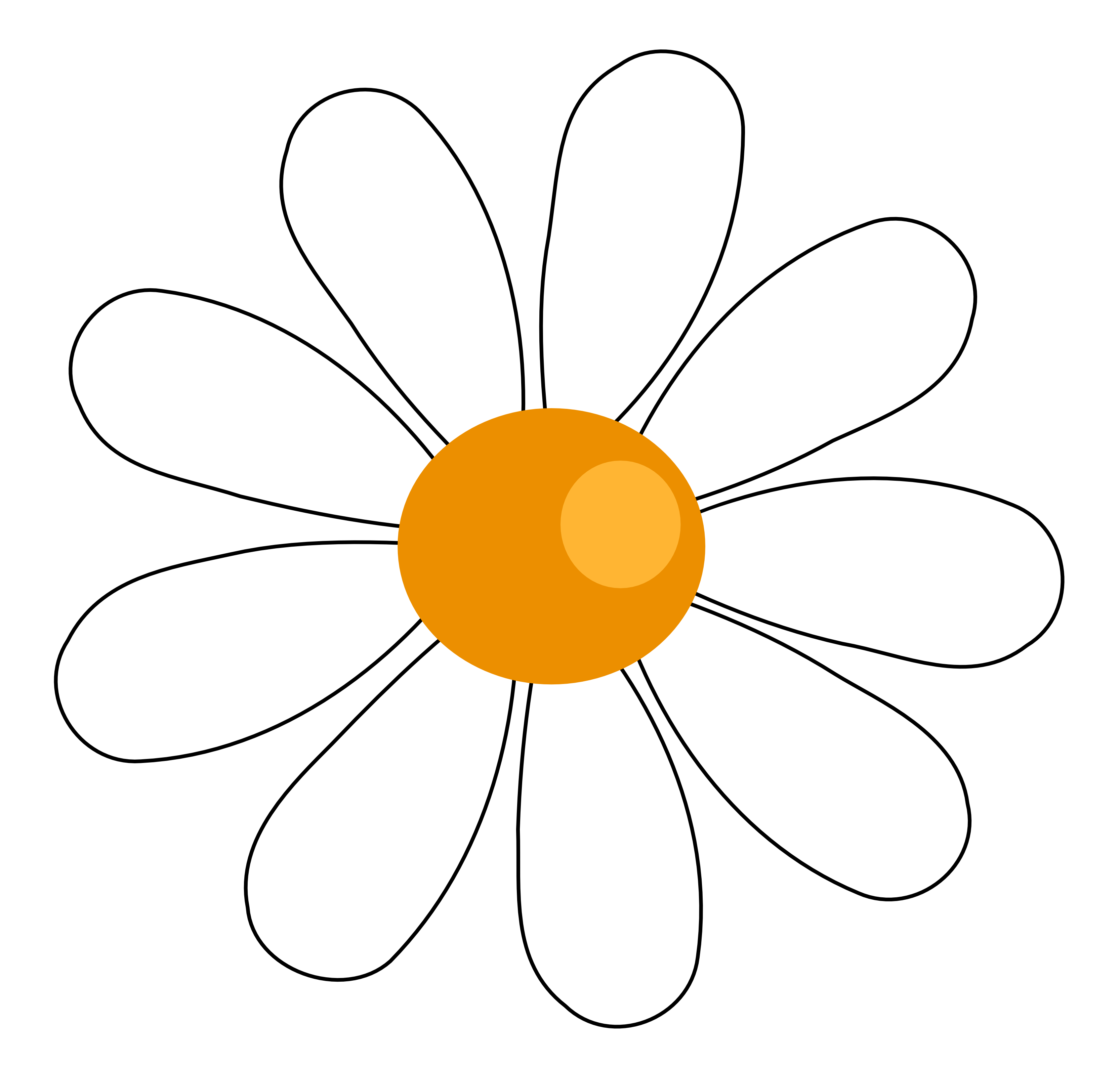 Daisy Images Clip Art - Clipart Library