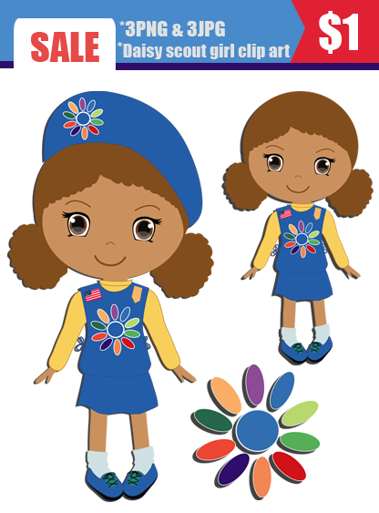 Daisy Girl Scout Clip Art Clipart Free Clipart