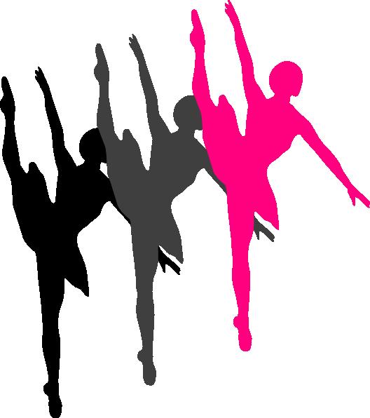 Dancer Clipart Silhouette