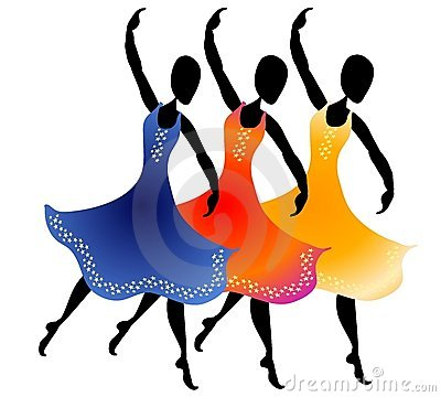 Dancing Clipart Carriage