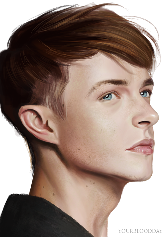 Dane Dehaan Transparent PNG
