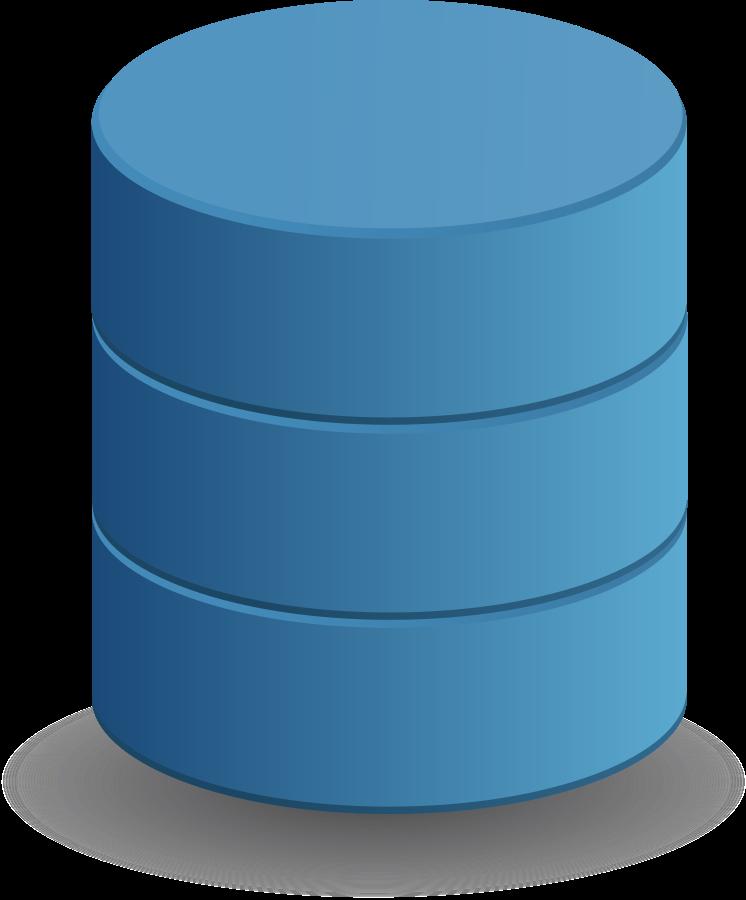 Database. Clip Art Database
