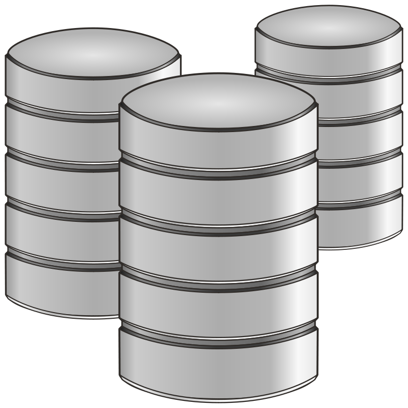 Database free clipart