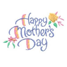 Day Clip Art. Happy Mother . feature photo