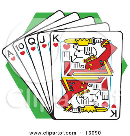 Deck Of Cards Clip Art Cards Clip Art