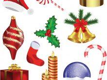 . ClipartLook.com Christmas Decorations Clipart christmas decoration set vector vector  graphics blog high heel clipart ClipartLook.com