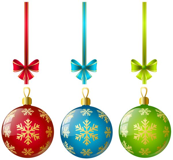 Christmas Decorations Clipart - Clipart Suggest