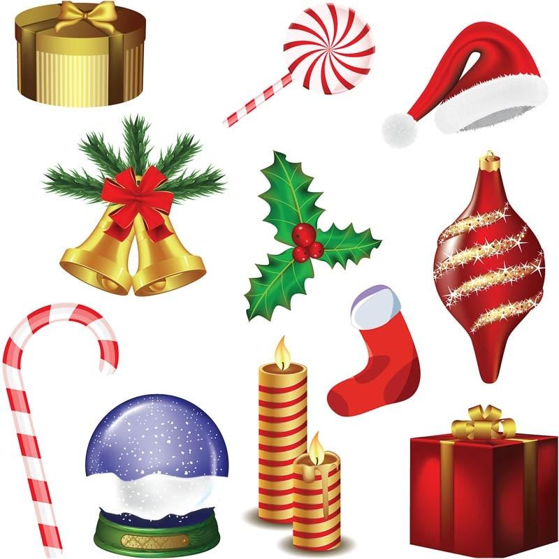 Dazzling Design Inspiration Christmas Decorations Clipart Clip Art Library  Xmas