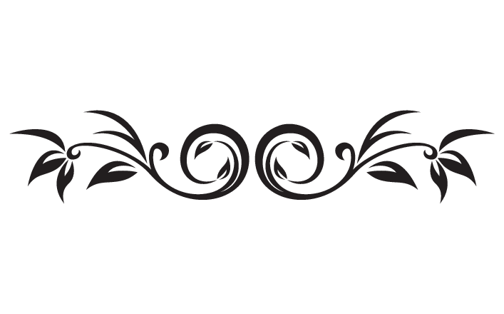 Decorative Scroll Clip Art