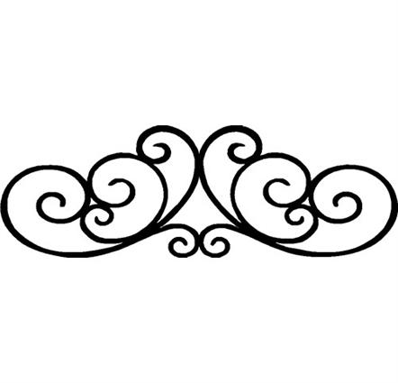Decorative Scroll