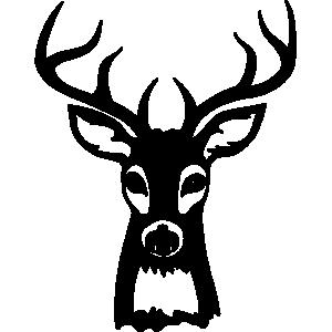 deer hunting clipart