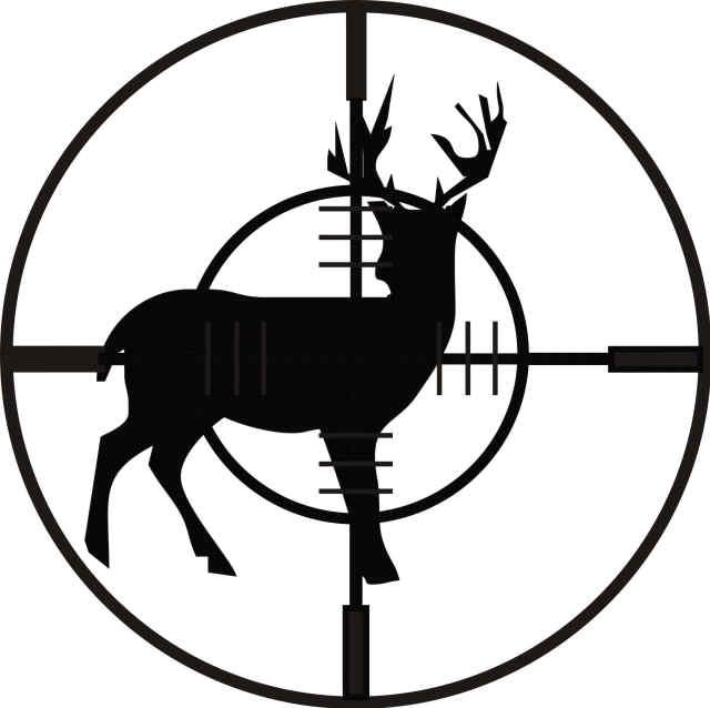 Deer Clip Art Deer Silhouette Clip Art Deer Hunting Clip Art Deer