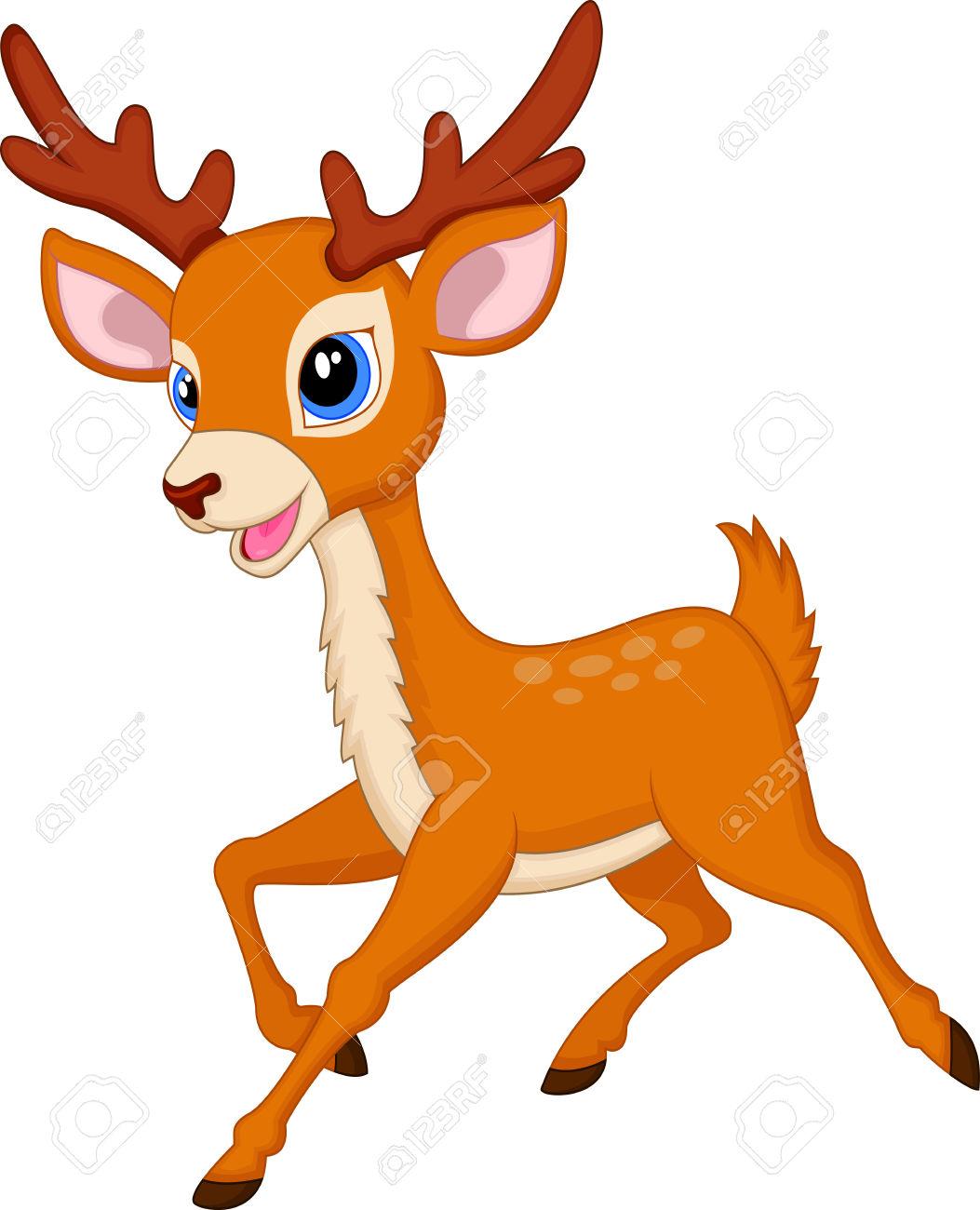Deer Clip Art - Getbellhop