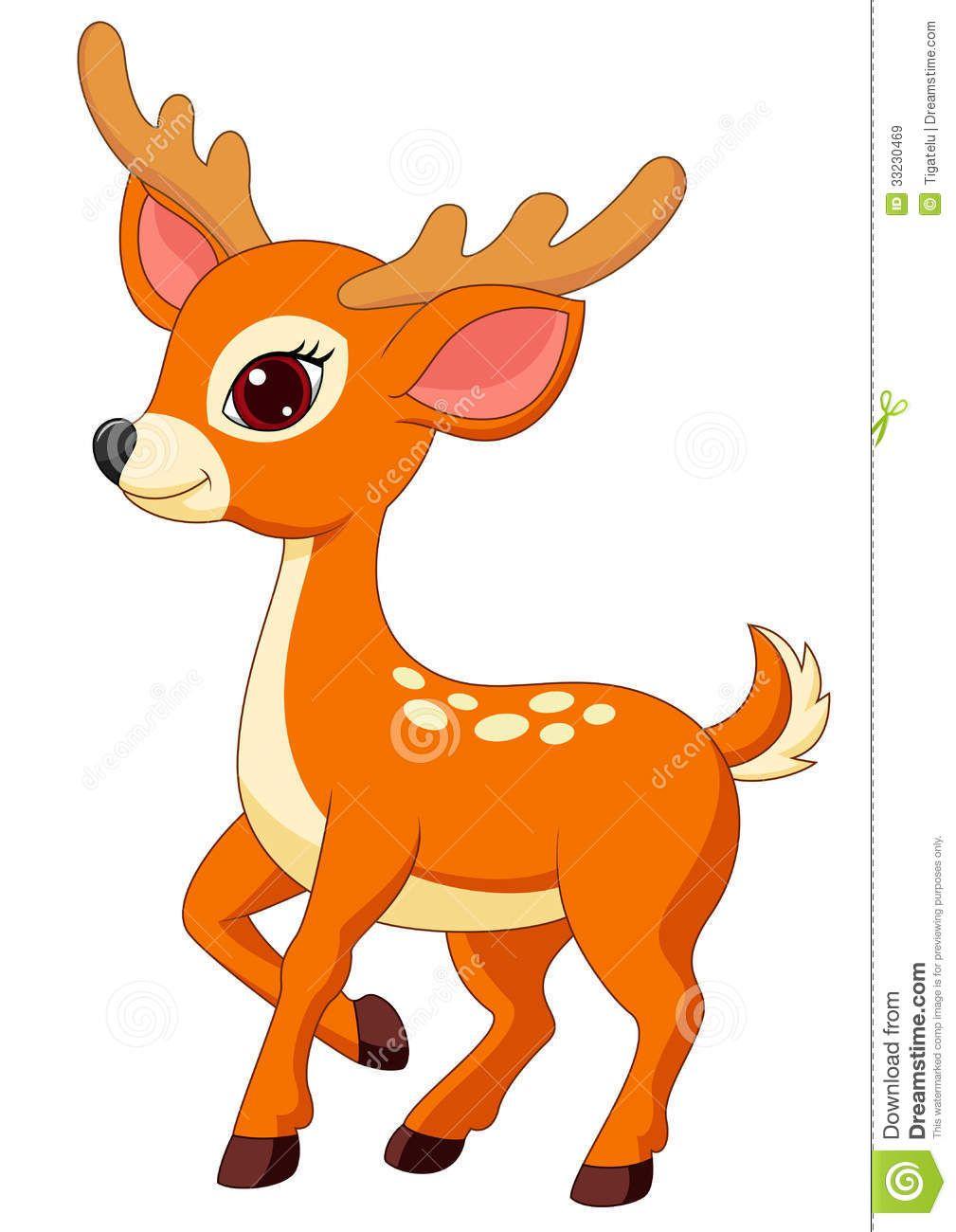 Cute Deer Clipart Clipart Panda Free Clipart Images