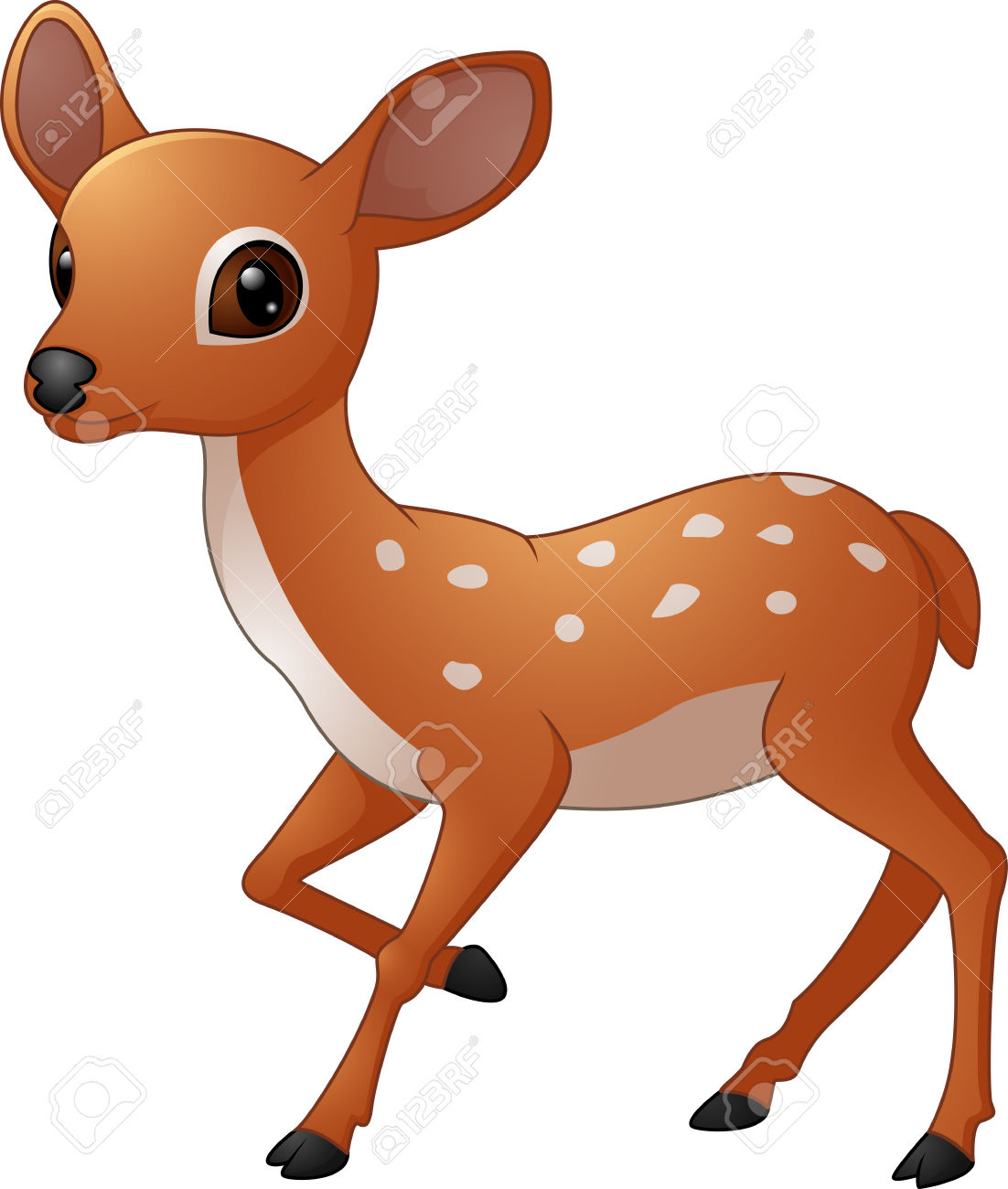 Deer clipart mouse deer #12