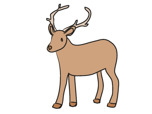 Search results search results for deer clipart pictures image 8