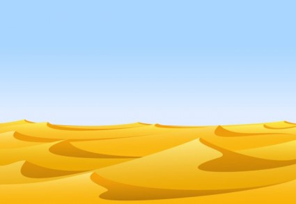 Desert Free vector for free download about