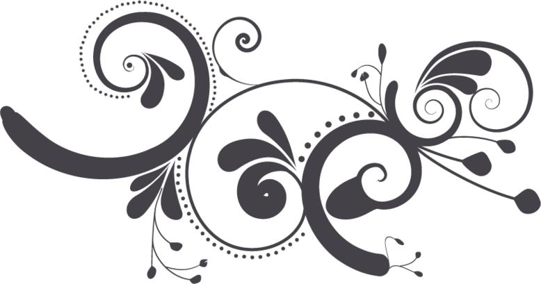 Design clipart swirl #3
