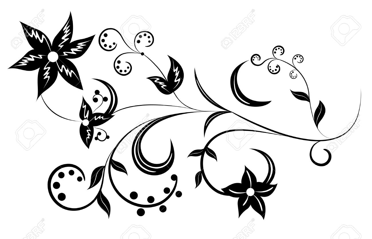 Vector design element; clip-art Stock Vector - 15344874