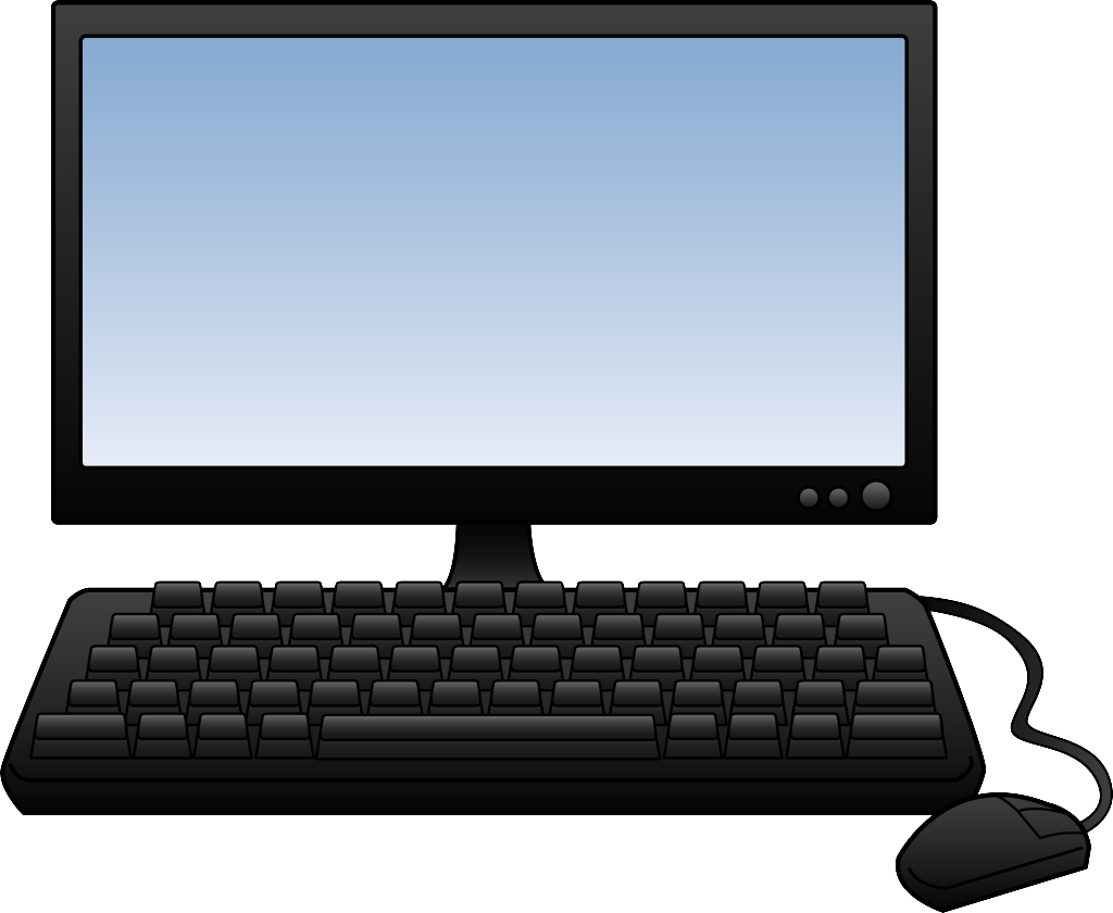 Desktop cliparts