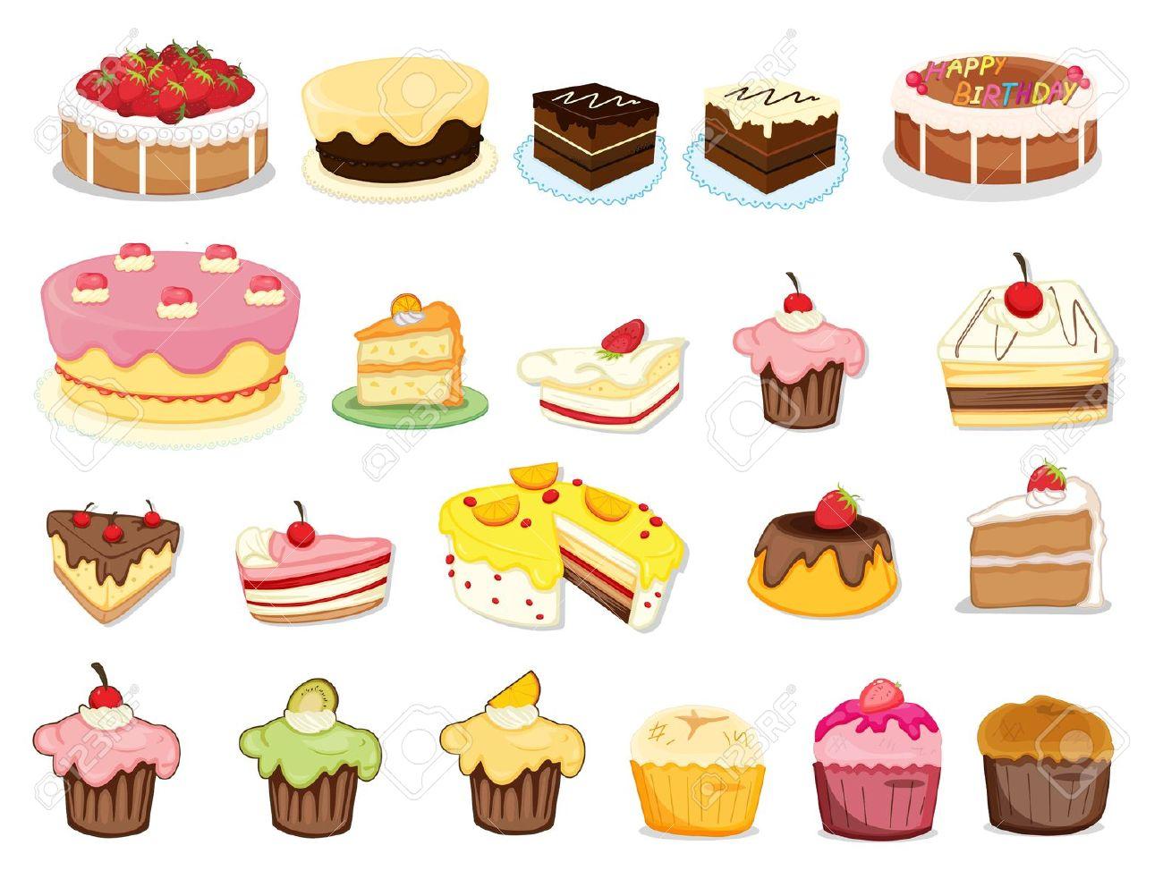 Dessert Clipart #12437