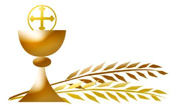 Details About Eucharist Communion Catholic Clipart Designs Images Cd