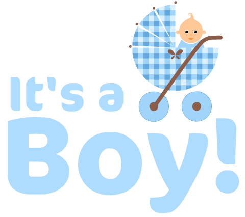 Details About It S A Boy Letter Banner Baby Shower Decoration